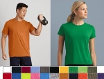Gildan Performance Short Sleeve Crew Neck Tee