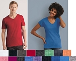 T-Shirts by Gildan - Softstyle V-Neck