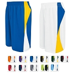 Reversible Basketball Shorts by High Five - Campus