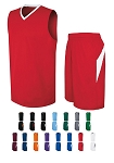 High Five Transition Basketball Uniforms Jersey and Short-CLOSEOUT