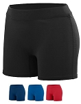 Spandex Shorts by High Five -  Knock-Out Shorts