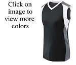 High Five Piranha Sleeveless Jersey Women/Girls-CLOSEOUT