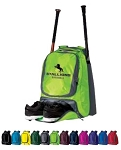 Bat Backpack by Holloway Closeout