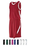 Holloway Lateral Basketball Uniform Jersey and Short Closeout