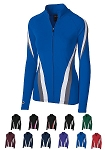Aerial Warm Up Jacket by Holloway - Ladies/Girls Closeout