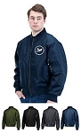 Holloway Adult Flight Bomber Jacket