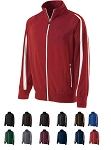 Determination Warm Up Jacket by Holloway-CLOSEOUT