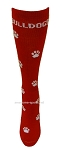 Pawprint Custom Knee High Socks by Pearsox (2021TSC)