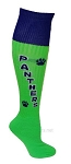 Paw Print Custom Knee High Socks by Pearsox (PC100TANOUT)