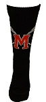 Custom Crew Socks by Pearsox - Lacrosse  (1001BIO)