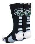 Custom Elite Crew Socks with Logo by Pearsox - Bolt  (PCBOLT-6)