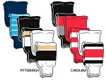 Pearsox Pro Weight Hockey Socks - Pittsburgh or Carolina
