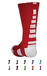 Athletic Crew Socks by Pearsox - Bolt