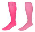 Pink Ultra Lite Tube Socks by Pearsox