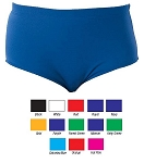 Cheer and Dance Briefs by Pizzazz - Solid Color