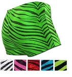 Boys Cut Briefs By Pizzazz  - Zebra Glitter