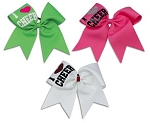 Hair Bows by Pizzazz  - I Love Cheer