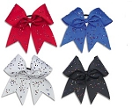 Hair Bows by Pizzazz - XL Scattered Stones