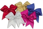 Hair Bows by Pizzazz -  XL Sequin