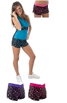 Pizzazz Superstar Crossover Shorts