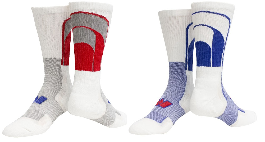 Crew Socks by Profeet War Dog  (Boston Cannons)