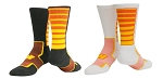 Crew Socks by Profeet War Dog  (Atlanta Blaze)