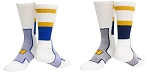 Crew Socks by Profeet War Dog (Charlotte Hounds)