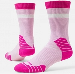 Red Lion Agility Pink Crew Sports Socks  Closeout