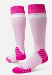 Red Lion Agility Pink Knee High Sports Socks Closeout