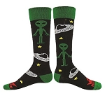 Red Lion Aliens Knee High Socks Closeout