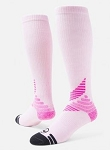 Pink Knee High Socks by Red Lion