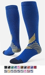 Athletic Knee High Heel/Toe Socks by Red Lion