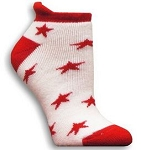 Red Lion Ankle Starlite Socks