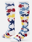 Autism Awareness Socks by Red Lion - Puzzle