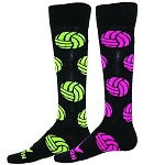Spike Volleyball Knee High Socks by Red Lion
