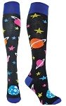 Red Lion Galaxy Knee HIgh Socks