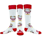 Red Lion Bacon and Egg Knee High Socks