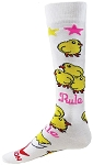 Red Lion Baby Chick Knee High Socks
