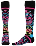 Muertos Knee High Socks by Red Lion