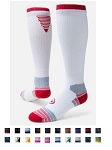 Red Lion  Artillery Knee High Sock Closeout