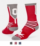 Number Crew Socks by Red Lion-Prime