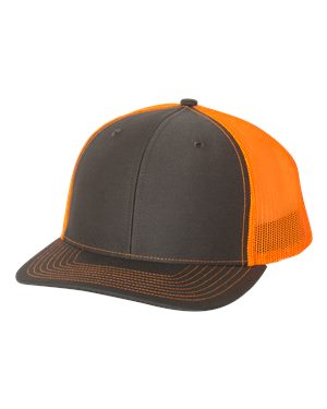 Richardson Trucker Snapback Cap 112