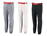 Baseball Game Pants by Russell