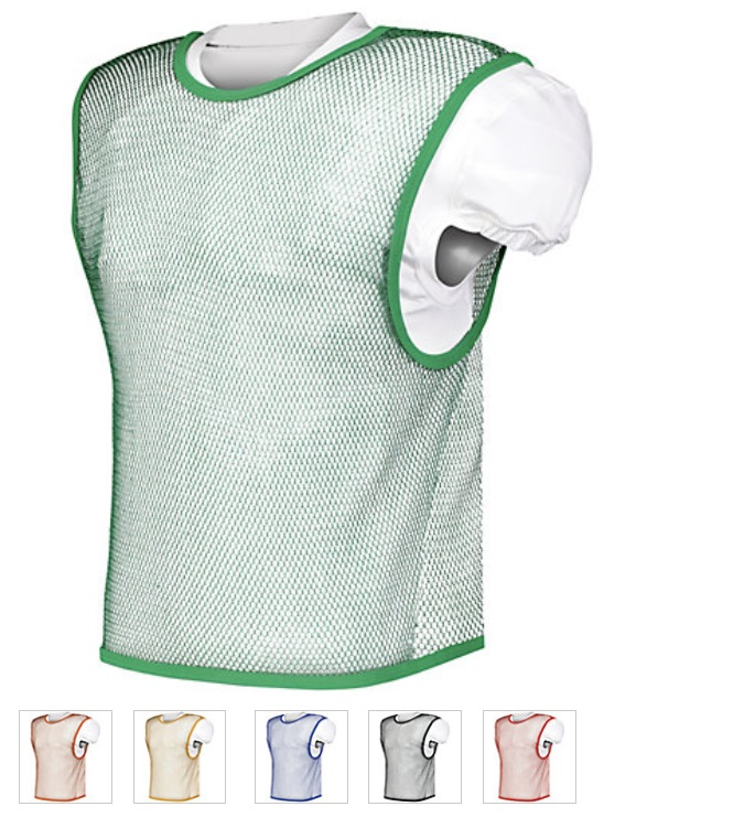 online store 0d45a 051dc Scrimmage Vest by by Russell Athletic - Solid Color