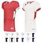 Game Football Jersey by Russell Athletic - Color Block Style 3
