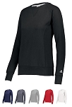 Russell Ladies Fleece Crew Sweatshirt