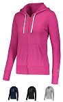 Full Zip Jacket with Sun Protection by Russell - Ladies Essential -CLOSEOUT