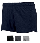 Russell Ladies Essential Active Shorts with Sun Protection