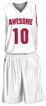 Custom Basketball Uniforms Men/Women by Prosphere (Full Court)