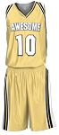 Teamwork Custom Basketball Uniforms Men/Women (Net Cutter)